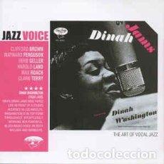 CDs de Música: DINAH WASHIGTON DINAH JAMS. Lote 194703125