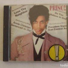 CDs de Música: CD PRINCE CONTROVERSY. Lote 194716012