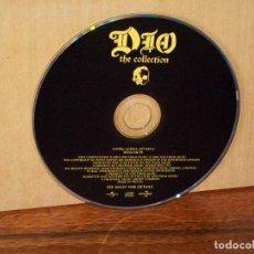 CDs de Música: DIO - THE COLLECTION - SOLO CD SIN CARATULAS COMO NUEVO. Lote 194718476