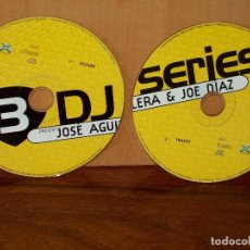 CDs de Música: DJ. JOSE AGUILERA &JOE DIAZ VOLUMEN 3 - SOLO DOBLE CD SIN CARATULAS . Lote 194719258