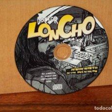 CDs de Música: DOCTOR LONCHO - JESUSCRISTO DE LOS PELICULOS - SOLO CD SIN CARATULAS . Lote 194719656