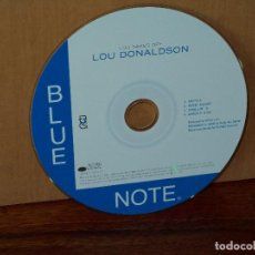 CDs de Música: LOU DONALDSON - LOU TAKES OFF - SOLO CD SIN CARATULAS COMO NUEVO. Lote 194719803