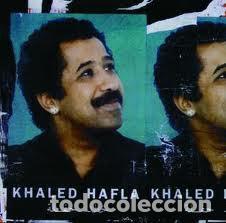 KHALED - HAFLA - BARCLAY 539 881-2 - 1998 - EDICIÓN ALEMANA - RAÍ (Música - CD's World Music)