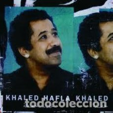 CDs de Música: KHALED - HAFLA - BARCLAY 539 881-2 - 1998 - EDICIÓN ALEMANA - RAÍ. Lote 194719818