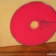 CDs de Música: ECHO AND THE BUNNYMEN - WHAT ARE YOU GOING - SOLO CD SIN CARATULAS COMO NUEVO. Lote 194722917