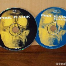 CDs de Música: PAUL ELSTAK - SESSION - SOLO DOBLE CD SIN CARATULAS . Lote 194723737