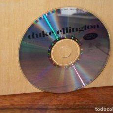 CDs de Música: DUKE ELLINGTON - I´M BEGINNING TO SEE - SOLO CD SIN CARATULAS . Lote 194724141