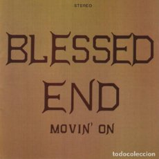 CDs de Música: BLESSED END CD MOVIN' ON ROCK PSICODELICO 1971 DESCATALOGADO. Lote 194724861