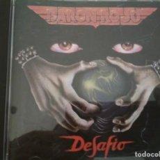 CDs de Música: BARON ROJO - DESAFIO CD. Lote 194724975