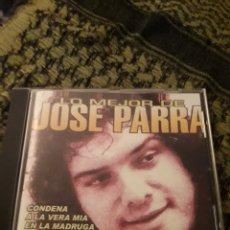 CDs de Música: LO MEJOR DE JOSÉ PARRA. EDICION RARA. Lote 194725146