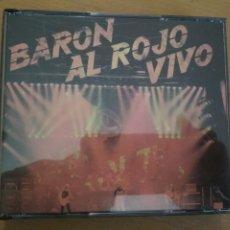 CDs de Música: BARON JOJO VIVO 2XCDS 1984 CAJA. Lote 194725402