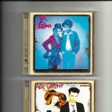 CDs de Música: ALEX Y CHRISTINA. ALEX Y CHRISTINA. EL ANGEL Y EL DIABLO. (2 CD ALBUM 2002). Lote 194727266