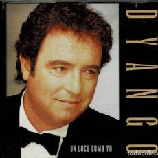 CDs de Música: DYANGO. UN LOCO COMO YO. CD ALBUM MERCURY, 1995 RF-4875 , BUEN ESTADO. Lote 194728057