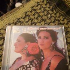 CDs de Música: LAS CARLOTAS. QUIEN SE QUIERE ENAMORAR. EDICION DE 2001.. Lote 194728303