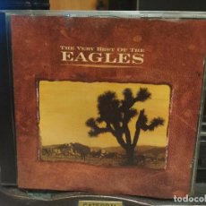 CDs de Música: THE VERY BEST OF THE EAGLES - CD ALBUM . Lote 194733997