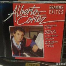 CDs de Música: ALBERTO CORTEZ - GRANDES ÉXITOS - CD ALBUM . Lote 194734728