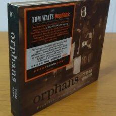 CDs de Música: TOM WAITS. PRECIOSO PACK DE 3 CDS TITULADO: ORPHANS. Lote 194744641