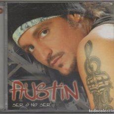 CDs de Música: AUSTIN - SER O NO SER / CD ALBUM DEL 2003 / MUY BUEN ESTADO RF-4886. Lote 194746715