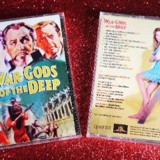 CDs de Música: WAR GOD OF THE DEEP + CROSSPLOT (LA CIUDAD SUMERGIDA + COMPLOT) STANLEY BLACK. Lote 194747026