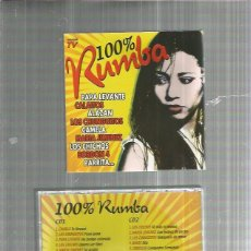 CDs de Música: 100 % RUMBA. Lote 194752347