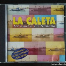 CDs de Música: CD 1997 CORO JULIO PARDO - HABANERAS LA CALETA CARNAVAL CÁDIZ . Lote 194755388