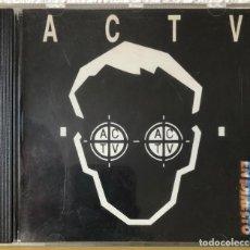 CDs de Música: ACTV TECHNO MAKINA, VALENCIA. Lote 194759293