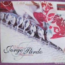 CDs de Música: JORGE PARDO - VIENTOS FLAMENCOS (CD DIGIPACK, MANANTIAL RECORDS 2005, PRECINTADO). Lote 194760007