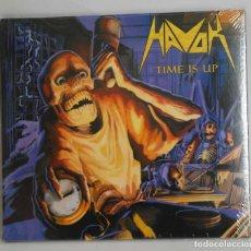 CDs de Música: HAVOK TIME IS UP NUEVO Y PRECINTADO EN CD THRASH METAL. Lote 194765748