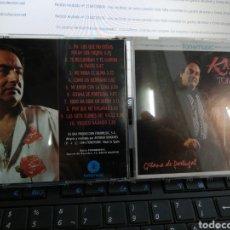 CDs de Música: KALIFA CON TOMATITO CD GITANA DE PORTUGAL 1994. Lote 194766860