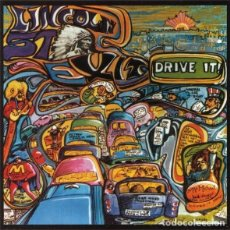 CDs de Música: LINCOLN ST. EXIT CD DRIVE IT! ROCK PSICODELICO 1970 DESCATALOGADO. Lote 194768753
