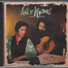 CDs de Música: LOLE Y MANUEL - ALBA MOLINA CD ALBUM DE 1994 RF-4900 , BUEN ESTADO. Lote 194769631