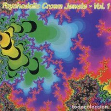 CDs de Música: VARIOS CD PSYCHEDELIC CROWN JEWELS VOL 1 ROCK PSICODELICO DESCATALOGADO. Lote 194770828