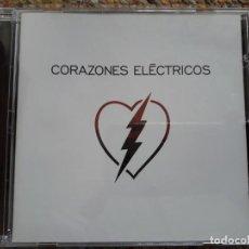 CDs de Música: CORAZONES ELECTRICOS , SIN TITULO , CD 2017 , HEAVY NACIONAL ESTADO IMPECABLE . Lote 194771095