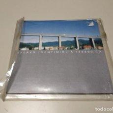 CDs de Música: 0220- SALAKO : VENTIMIGLIA 120899 EP CD NUEVO REPRECINTADO LIQUIDACIÓN !!!. Lote 194774207