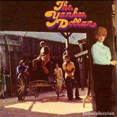 CDs de Música: THE YANKEE DOLLAR CD THE YANKEE DOLLAR ROCK PSICODELICO 1968 DESCATALOGADO. Lote 194774943
