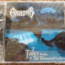 CDs de Música: AMORPHIS , TALES FROM THE THOUSAND LAJES , CD 1994 ESTADO IMPECABLE ENVIO ECONOMICO . Lote 194775176