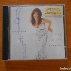 CDs de Música: CD GLORIA ESTEFAN - HOLD ME, THRILL ME, KISS ME (3E). Lote 194779835