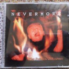 CDs de Música: NEVERMORE , THE POLITICS OF ECSTASY , CD 1996 ESTADO IMPECABLE ENVIO ECONOMICO . Lote 194782150