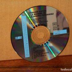 CDs de Música: ALEJANDRO FERNANDEZ - GRANDES EXITOS A LA MANERA COMO NUEVO. Lote 194783433