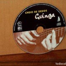 CDs de Música: CHEIO DE DEDOS - GUINGA - SOLO CD SIN CARATULAS COMO NUEVO. Lote 194784793