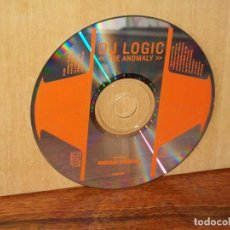 CDs de Música: DJ LOGIC - THE ANOMALY - CD SOLO SIN CARATULAS COMO NUEVO. Lote 194785081