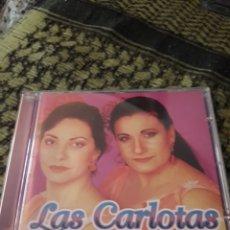CDs de Música: LAS CARLOTAS. RECUERDOS. EDICION COLISEUM DE 2001.. Lote 194785235