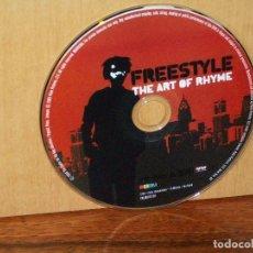 CDs de Música: FREESTYLE - THE ART OF RHYME - SOLO CD SIN CARATULAS COMO NUEVO. Lote 194785253