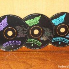 CDs de Música: AEROSMITH - PANDORAS BOX - TRIPLE CD SIN CARATULAS NI CAJA . Lote 194785508