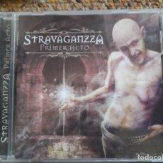 CDs de Música: STRAVAGANZZA , PRIMER ACTO , CD 2004 , HEAVY NACIONAL ESTADO IMPECABLE . Lote 194785745