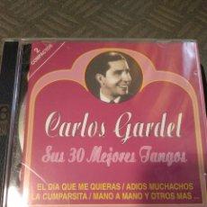 CDs de Música: CARLOS GARDEL 2 CD. Lote 194862321