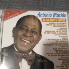 CDs de Música: ANTONIO MACHIN 2 CDS. Lote 194863517