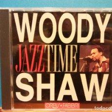 CDs de Música: WOODY SHAW. JAZZTIME. ORBIS FABBRI. Lote 194864860