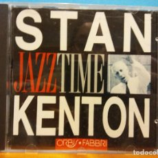 CDs de Música: STAN KENTON. JAZZTIME. ORBIS FABBRI. Lote 194865143