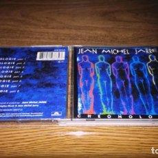 CDs de Música: JEAN-MICHEL JARRE - CHRONOLOGIE. Lote 194871515